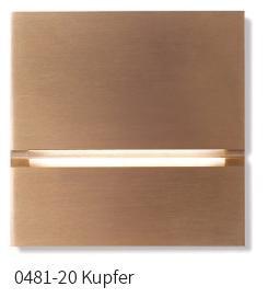 Basalte via Orientierungslicht 0481-20 Kupfer