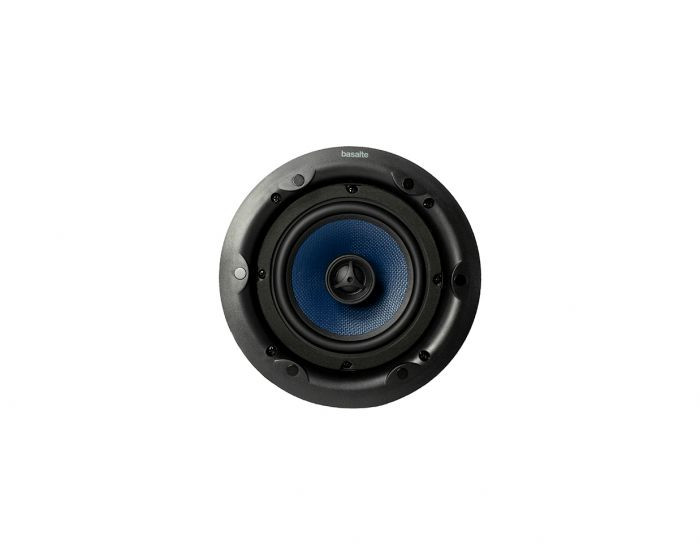 "Basalte 0590-05 Cielo C5 Ceiling speaker 5,25"" Kevlar woofer, 20mm alu dome pivoting tweeter"