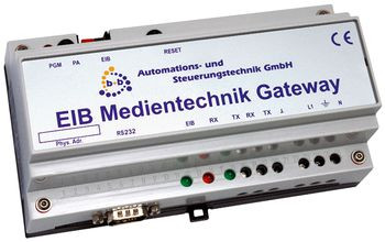 B+B Automation EIB Medientechnik Gateway (REG)