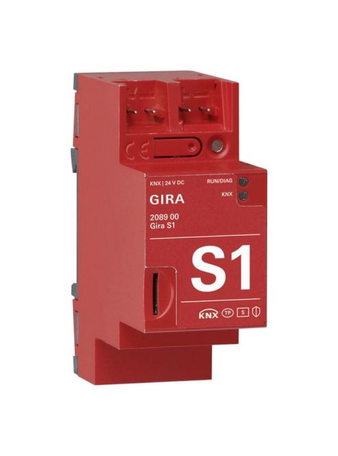 GIRA 208900 Gira S1 Schnittstelle zur Fernwartung