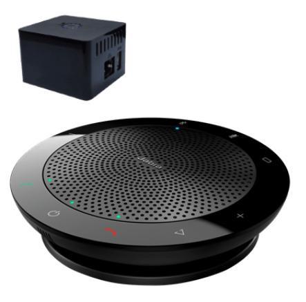 ProKNX realKNX Satellite Lautsprecher / Mikrofon und Satellite Ethernet Adapter