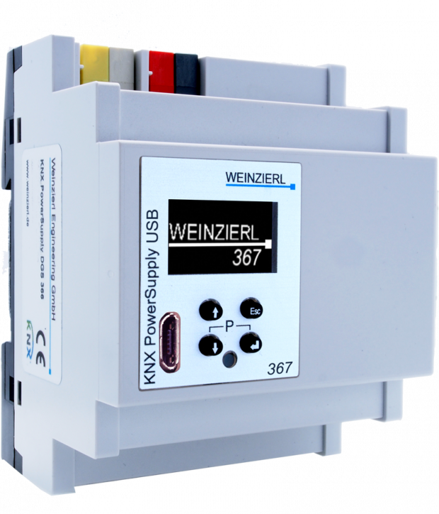 Weinzierl KNX PowerSupply PS USB 367
