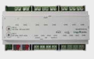 Lingg&Janke KNX Quick LJ Q79241 Binäreingang 8-fach mit integriertem Schaltaktor