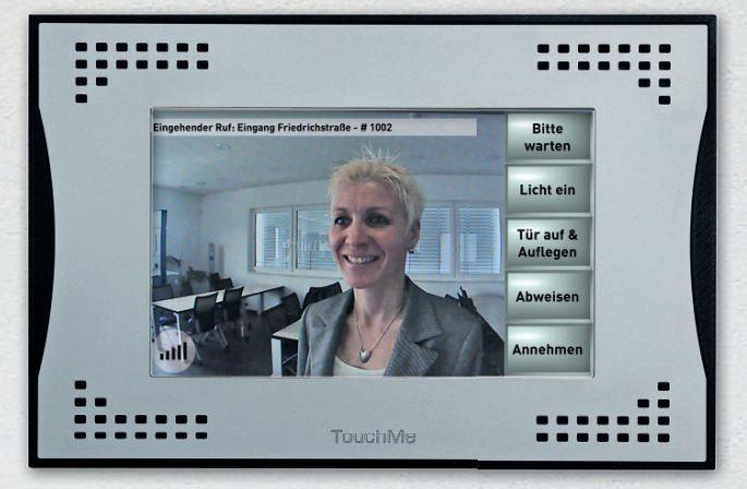 Baudisch TouchMe MAXI - SIP Innenstation