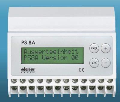 Elsner PS8A Auswerteeinheit für Wetterdaten (nur Auswerteeinheit)
