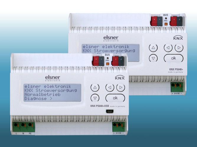 Elsner KNX PS640+ USB Spannungsversorgung