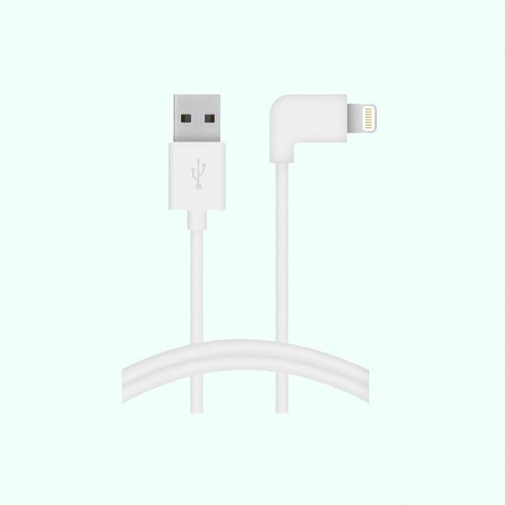 Werkmedia NOVA Werkmedia Nova USB-Kabel gewinkelt für Savepad NOVA iPAD Wandhalterung