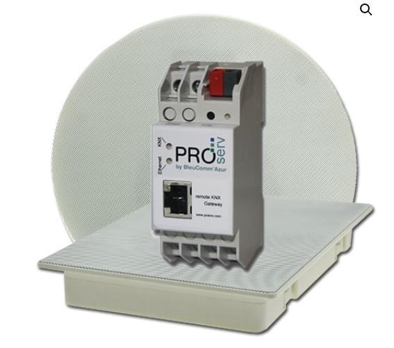ProKNX realKNX O-two Package aus proServ und realKNX O-two Server