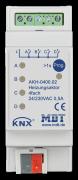 MDT AKH-0400.02 Heizungsaktor 4-fach, 2TE, REG, 24-230VAC