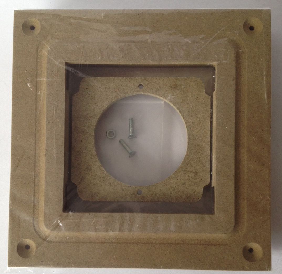 Basalte Flush Mount For Deseo Up Box Fl 228 Chenb 252 Ndige Montage