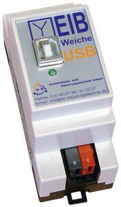 B+B Automation EIBWeiche USB Basispaket (REG)