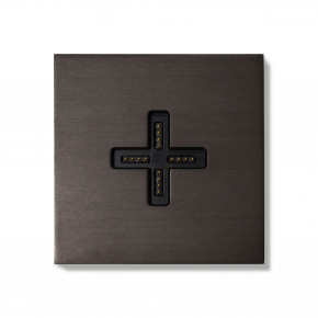 Basalte-0131-05 Eve plus - wall base cover - bronze