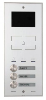 Baudisch SIP IP-VideoDoorStation COMPACT MINI 3T VIDEO