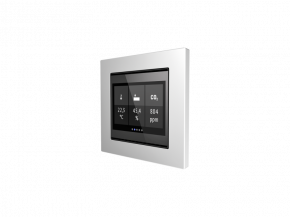 Elsner Cala KNX Raum-Controller, Cala KNX T 2.0, weiss mit Temperatursensor