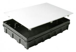IDDERO E-C610 Wandeinbau-Box für HC2L-KNX