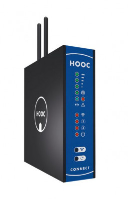 Hooc VPN-Gateway Connect M-LT-M 522246, Hutschiene mit LTE