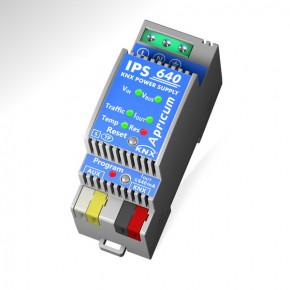 Apricum IPS640 - KNX Busspannungsversorgung 640mA, REG, 2TE