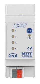 MDT SCN-LOG1.02 Logikmodul, 2TE, REG