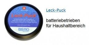 TELMA Leck-Puck Wassersensor, Standalone, batteriebetrieben