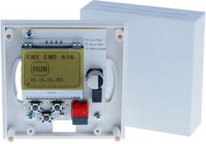 Weinzierl KNX ENO 636 - KNX Gateway EnOcean / 32 Kanäle, bidirectional / Support of secure wireless communication