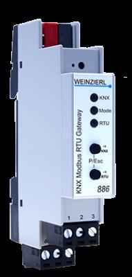 Weinzierl 5425 KNX Modbus TCP Gateway 716