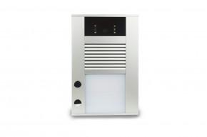 IDDERO MIP-T2C - MURA IP Türstation, 2 Tasten, Farbkamera, weisse Beleuchtung