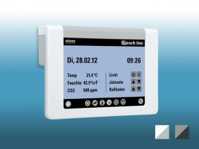 Elsner KNX Touch One weiss