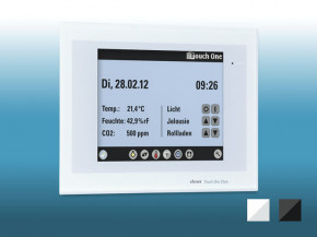 Elsner KNX Touch One Style weiss